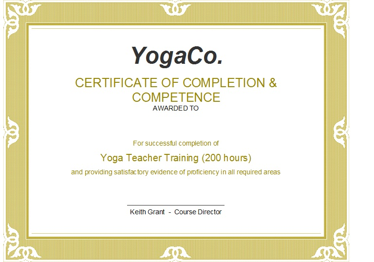 YogaCo. - Teacher Training